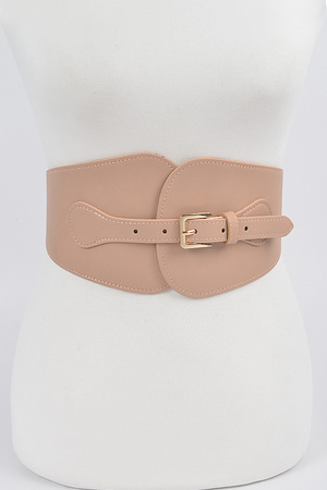 Gorset Belt W/Single Buckle