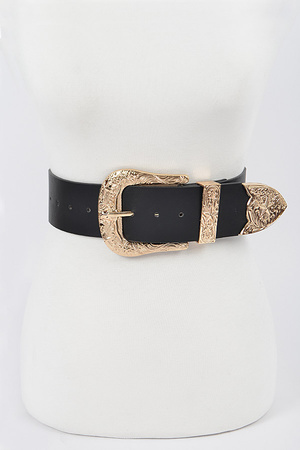 Big Size Buckle Belt