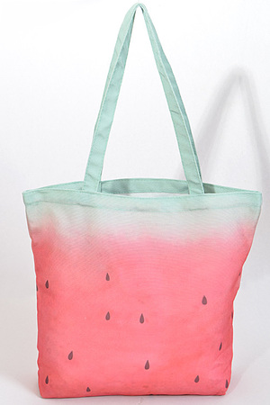 Your Fruity Watermelon Bag