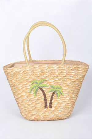 Two Palm Tree Summer Bag.