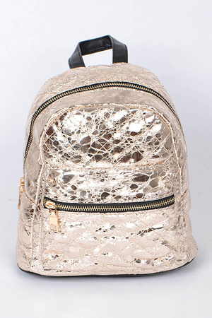 Flashy Backpack For You