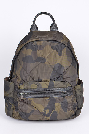 Military Inspired Backpack