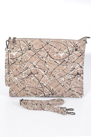 Artsy Yet Trend Hand Clutch