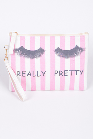 Really Pretty Girly Cosmetic Pouch