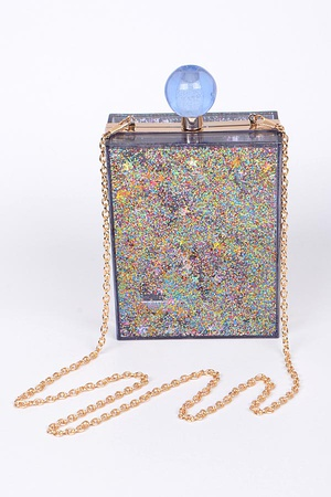 Cologne And Perfume inspired Clutch