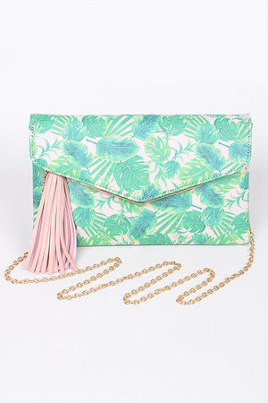 Your Nature Envelope Clutch