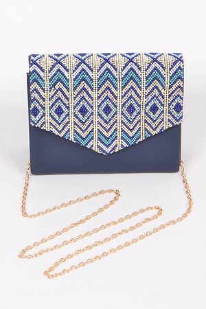Tribal Inspired Clutch