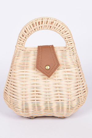 31f2ac9846 Open Your Bamboo Clutch