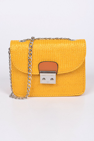 Mixed Materials Clutch