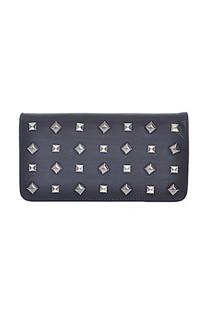Studded Classic Wallet