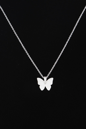 Butterfly Pedant Necklace.