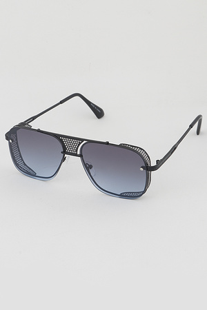 Rectangle Aviator Fashion Sunglasses