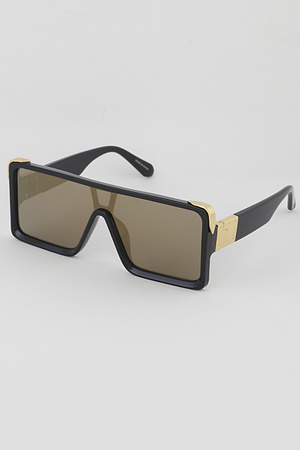 Infinite Frame Shield Sunglasses