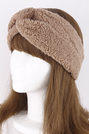 Winter Adjustable Head Band 8KAD
