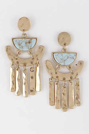 Dangle & Drop Daily Earrings 7LBA8