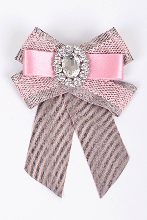 Princess Inspired Bow Tie