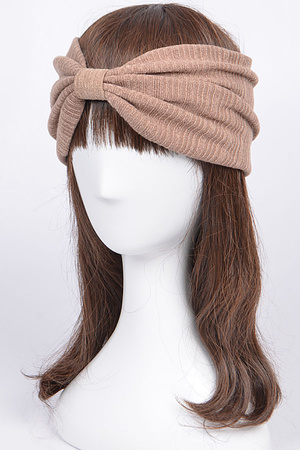 Warm Simple Headwrap