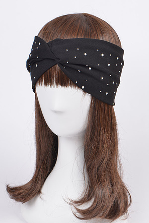Pearl Twisted Headwrap