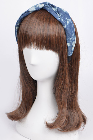 Sky Denim Headband