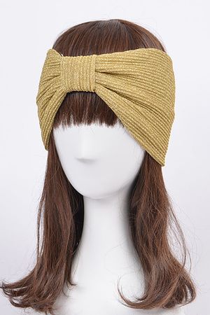 Simple Block Headband