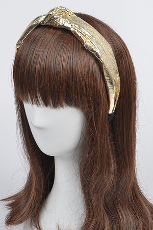 Bling Bling Knotted Headband
