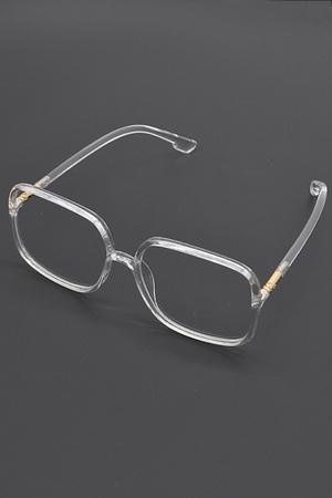 Gold Detail eye protective glasses