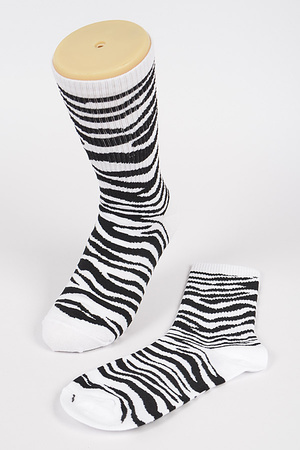 Stripe Fashion Socks