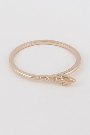 Cute Arrow Daily Ring 7FBI3