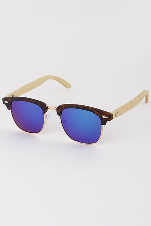 Showy Tinted Sunglasses