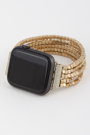 Simple Square Line IWatch Band 9IBC