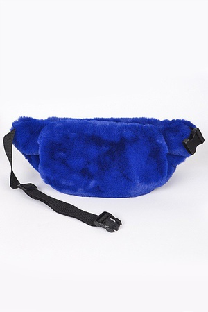 Faux Fur Trendy Fanny Pack.